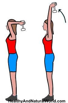 baa681fd216f63747978a80b48d75179 - 6 simple exercises to get rid of flabby arms