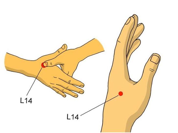 98155a1d46aefe850d6370d6b8c3ca60 - Points à presser pour soulager les douleurs les plus fréquentes