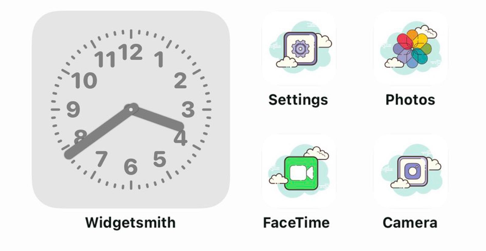 fcb41cfd4565efcc70620094962cefb0 - Voici comment ajouter des icônes d'application personnalisées à l'écran d'accueil, iOS 14